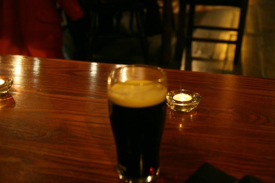 イギリスのパブのビール