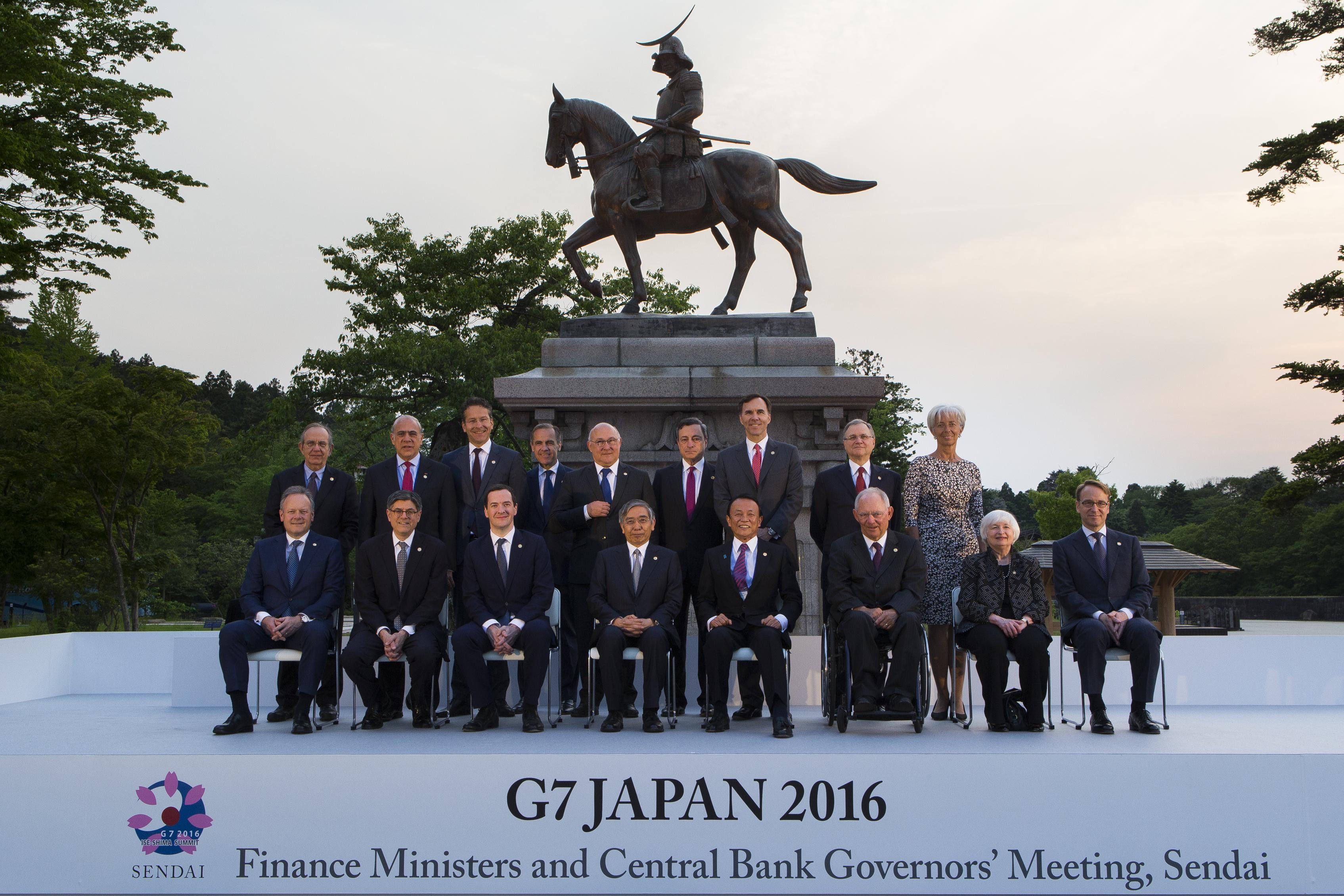 世界の経済界の重鎮が集まるあのG7になんと!通訳で行ってきました...