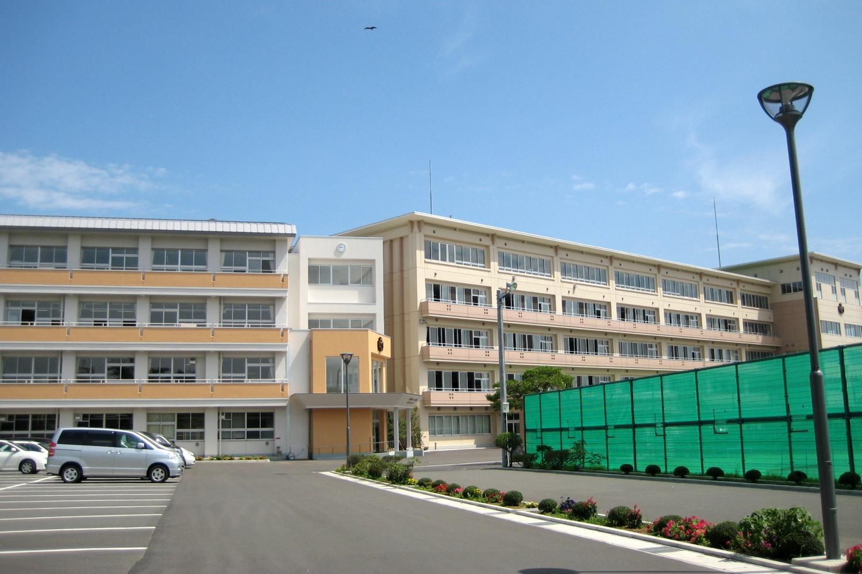 Ichinoseki_1st_High_School